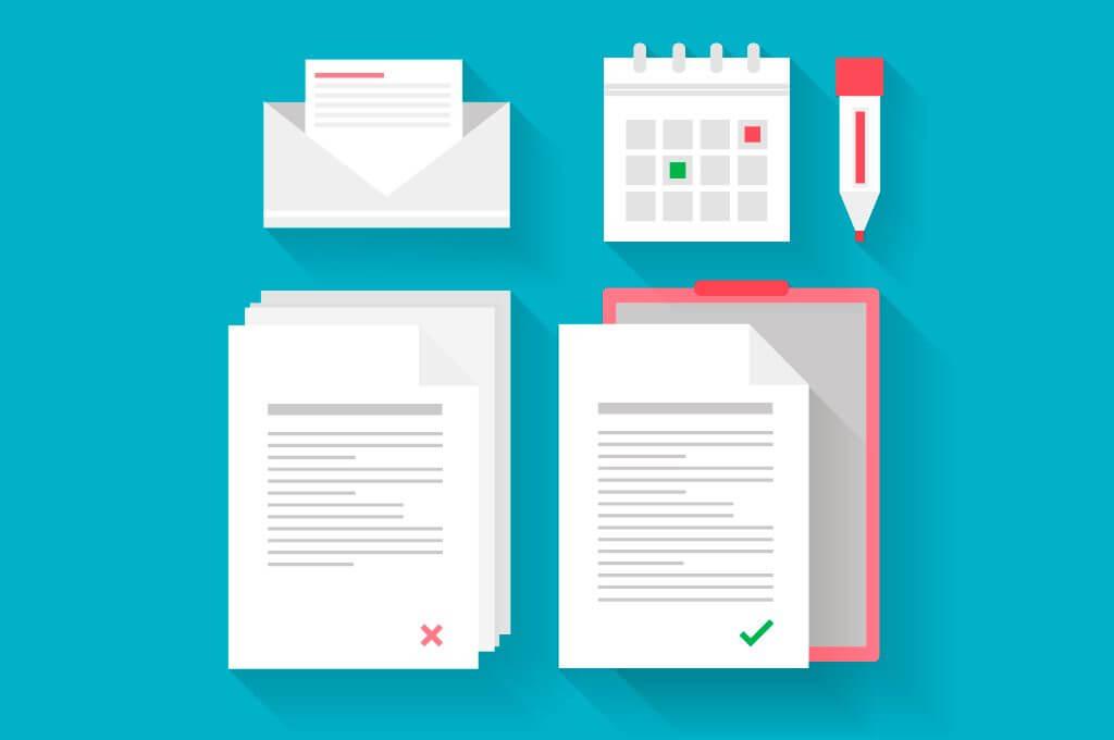 確定申告の際に必要な提出書類は何?