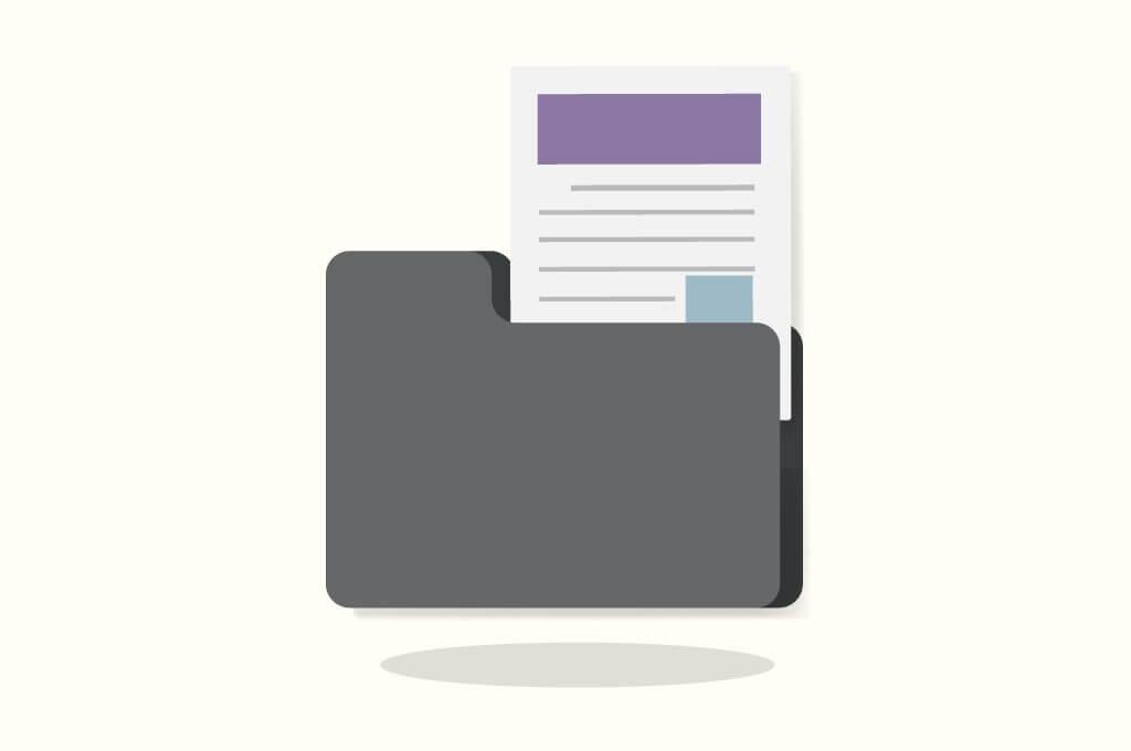 提出書類についての詳細